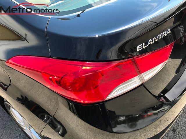 2013 Hyundai Elantra GLS Knoxville , Tennessee 35