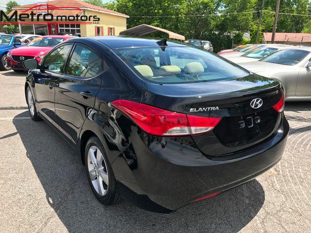 2013 Hyundai Elantra GLS Knoxville , Tennessee 34