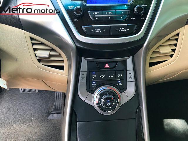 2013 Hyundai Elantra GLS Knoxville , Tennessee 19