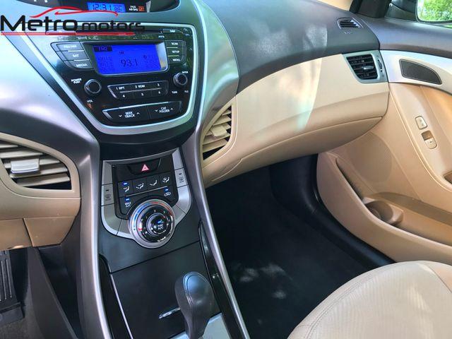 2013 Hyundai Elantra GLS Knoxville , Tennessee 22
