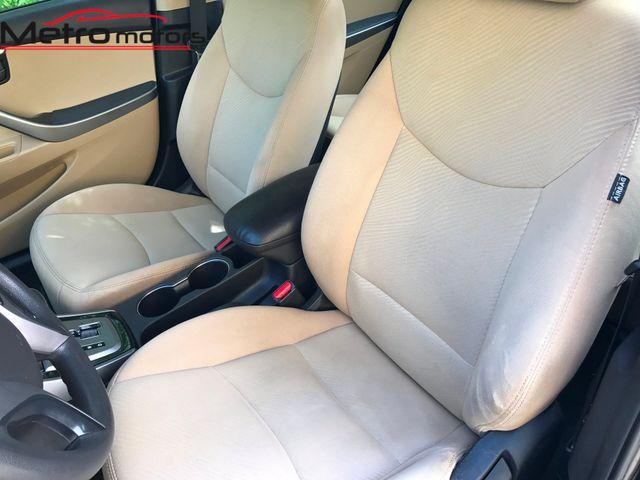 2013 Hyundai Elantra GLS Knoxville , Tennessee 15