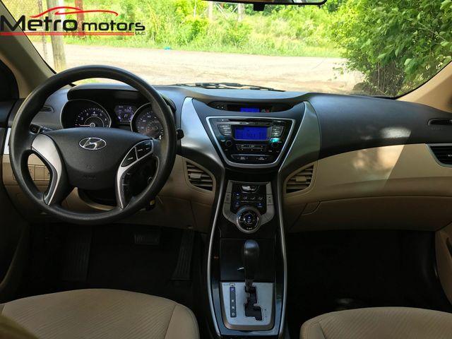 2013 Hyundai Elantra GLS Knoxville , Tennessee 30