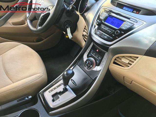 2013 Hyundai Elantra GLS Knoxville , Tennessee 54
