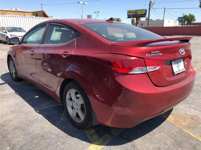 2013 Hyundai Elantra GLS CAR PROS AUTO CENTER (702) 405-9905 Las Vegas, Nevada 2