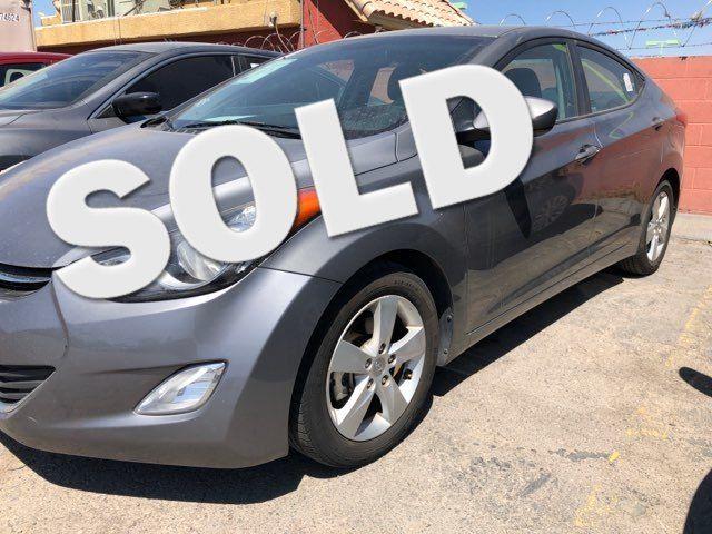 2013 Hyundai Elantra GLS PZEV CAR PROS AUTO CENTER (702) 405-9905 Las Vegas, Nevada