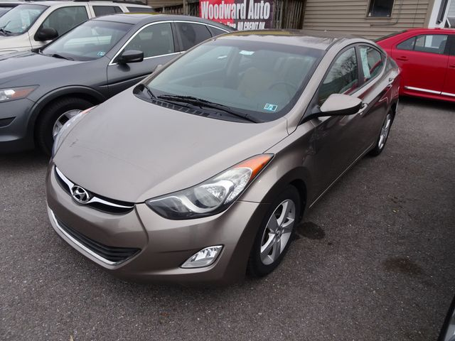 2013 Hyundai Elantra GLS PZEV in Lock Haven, PA 17745