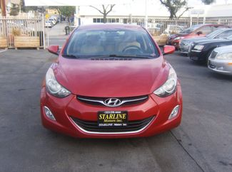 2013 Hyundai Elantra GLS PZEV Los Angeles, CA 1