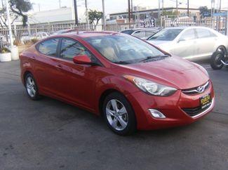 2013 Hyundai Elantra GLS PZEV Los Angeles, CA 4
