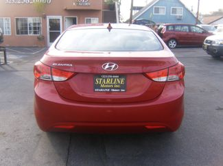 2013 Hyundai Elantra GLS PZEV Los Angeles, CA 9