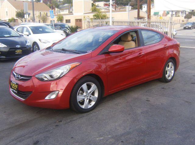 2013 Hyundai Elantra GLS PZEV Los Angeles, CA