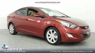 2013 Hyundai Elantra Limited in McKinney, Texas 75070