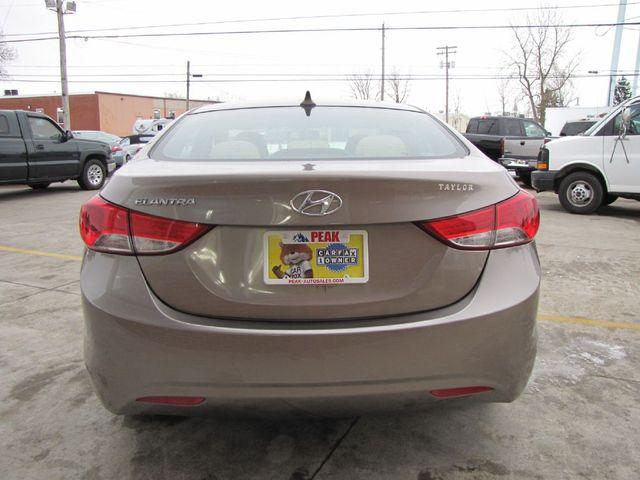 2013 Hyundai Elantra GLS in Medina OHIO, 44256