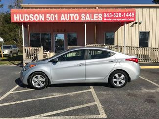 2013 Hyundai Elantra GLS | Myrtle Beach, South Carolina | Hudson Auto Sales in Myrtle Beach South Carolina