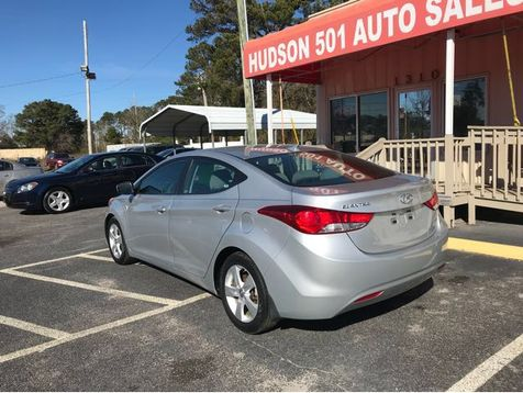 2013 Hyundai Elantra GLS | Myrtle Beach, South Carolina | Hudson Auto Sales in Myrtle Beach, South Carolina