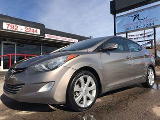 2013 Hyundai Elantra Limited PZEV in Oklahoma City, OK 73122