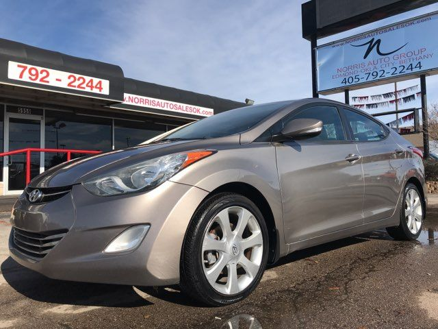 2013 Hyundai Elantra Limited PZEV in Oklahoma City, OK 73122