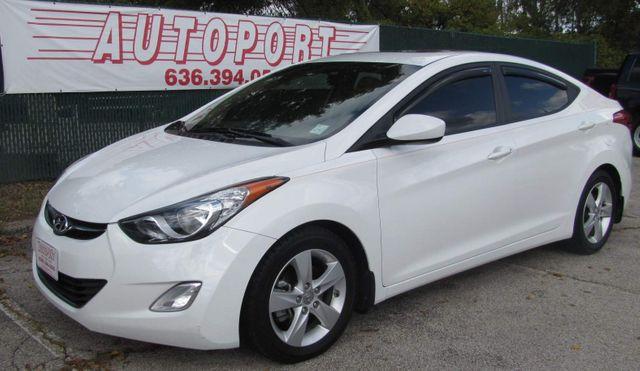 2013 Hyundai Elantra GLS St. Louis, Missouri 3