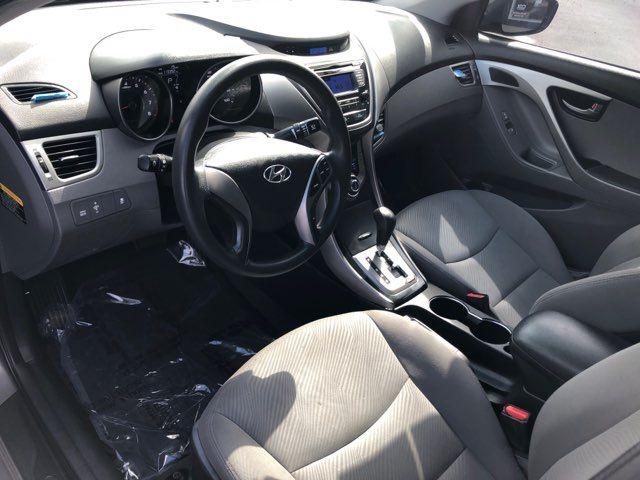 2013 Hyundai Elantra GLS PZEV in Tacoma, WA 98409
