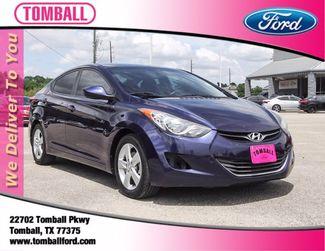 2013 Hyundai Elantra GLS in Tomball, TX 77375
