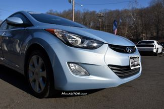 2013 Hyundai Elantra Limited PZEV Waterbury, Connecticut 10