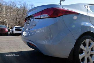 2013 Hyundai Elantra Limited PZEV Waterbury, Connecticut 12