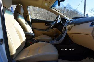2013 Hyundai Elantra Limited PZEV Waterbury, Connecticut 20
