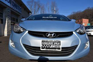 2013 Hyundai Elantra Limited PZEV Waterbury, Connecticut 9