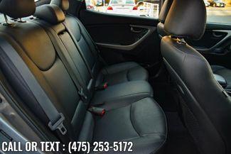 2013 Hyundai Elantra Limited PZEV Waterbury, Connecticut 17