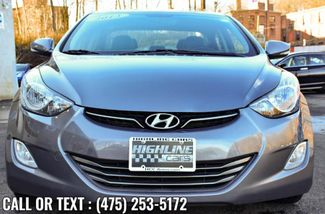 2013 Hyundai Elantra Limited PZEV Waterbury, Connecticut 8