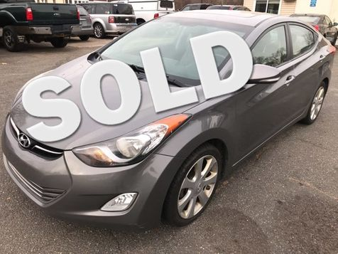 2013 Hyundai Elantra Limited PZEV in West Springfield, MA