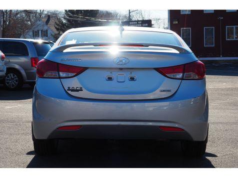 2013 Hyundai Elantra Limited PZEV | Whitman, MA | Martin's Pre-Owned Auto Center in Whitman, MA