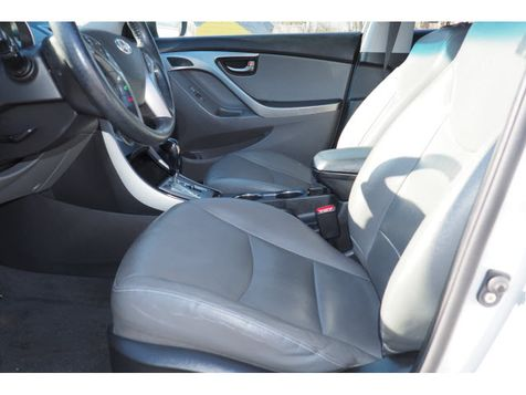 2013 Hyundai Elantra Limited PZEV   Whitman, MA   Martin's Pre-Owned Auto Center in Whitman, MA