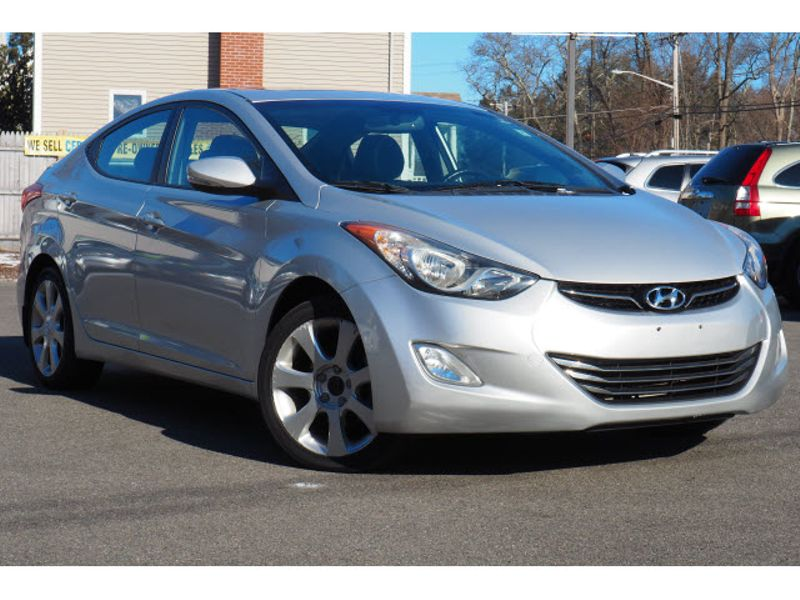 2013 Hyundai Elantra Limited PZEV   Whitman, MA   Martin's Pre-Owned Auto Center