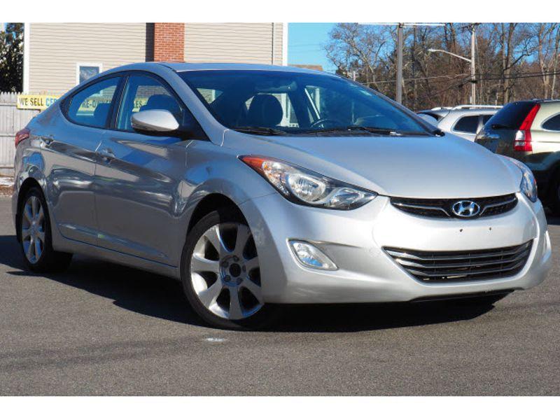 2013 Hyundai Elantra Limited PZEV | Whitman, MA | Martin's Pre-Owned Auto Center