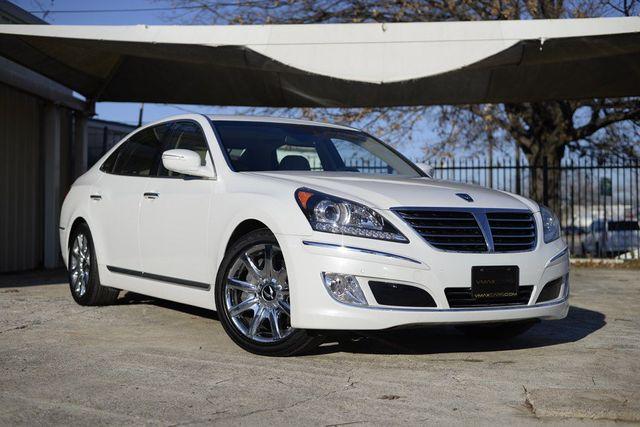 2013 Hyundai EQUUS SIGNATURE MSRP $60K