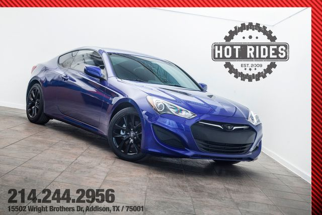 2013 Hyundai Genesis Coupe 2.0T With Upgrades