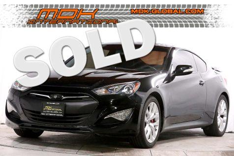2013 Hyundai Genesis Coupe 3.8 Track - Brembo brakes - Manual - Navigation in Los Angeles