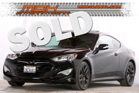 2013 Hyundai Genesis Coupe 3.8 Grand Touring - Navigation - Leather in Los Angeles
