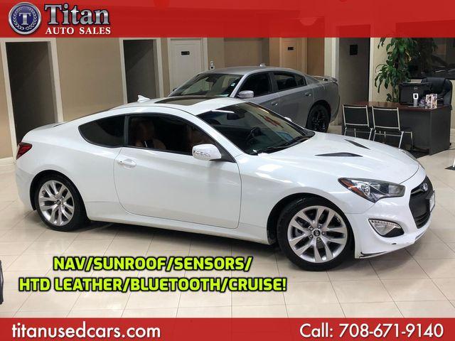 2013 Hyundai Genesis Coupe 3.8 Grand Touring