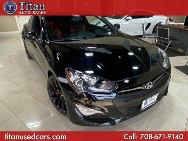 2013 Hyundai Genesis Coupe 3.8 R-Spec