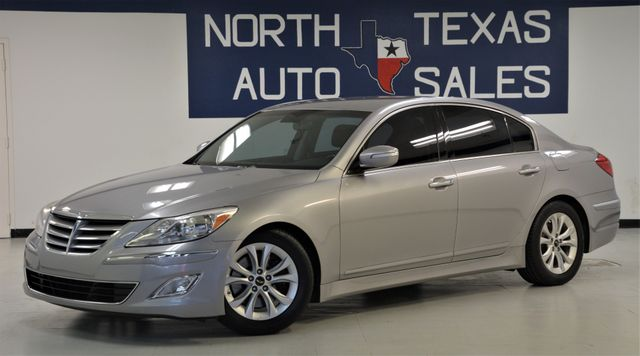 2013 Hyundai Genesis 3.8L V6 in Dallas, TX 75247