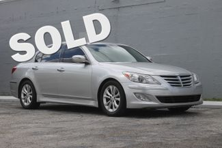 2013 Hyundai Genesis 3.8L Hollywood, Florida