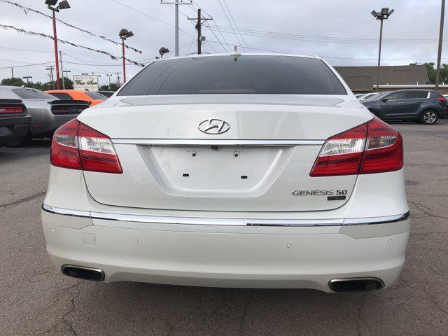 2013 Hyundai Genesis 5.0L R-Spec in Oklahoma City, OK 73122