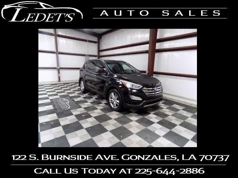 2013 Hyundai Santa Fe 2.0T Sport - Ledet's Auto Sales Gonzales_state_zip in Gonzales Louisiana