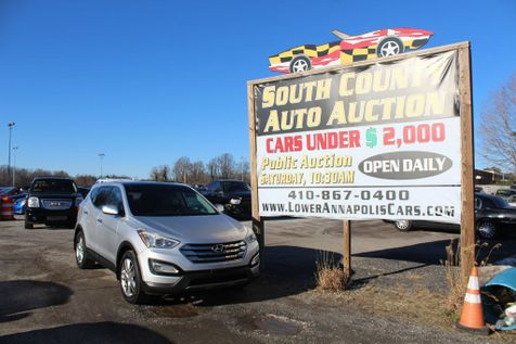 2013 Hyundai Santa Fe 2.0T Sport in Harwood, MD