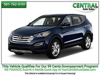 2013 Hyundai Santa Fe Sport | Hot Springs, AR | Central Auto Sales in Hot Springs AR