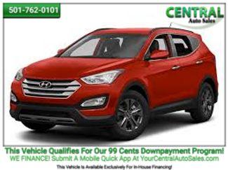 2013 Hyundai Santa Fe GLS   Hot Springs, AR   Central Auto Sales in Hot Springs AR