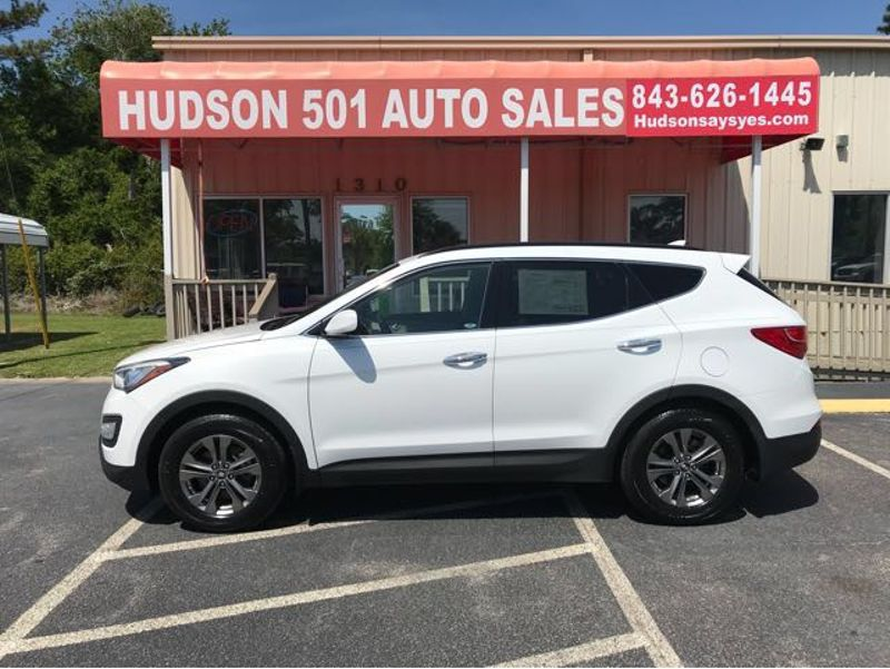 2013 Hyundai Santa Fe Sport   Myrtle Beach, South Carolina   Hudson Auto Sales in Myrtle Beach South Carolina