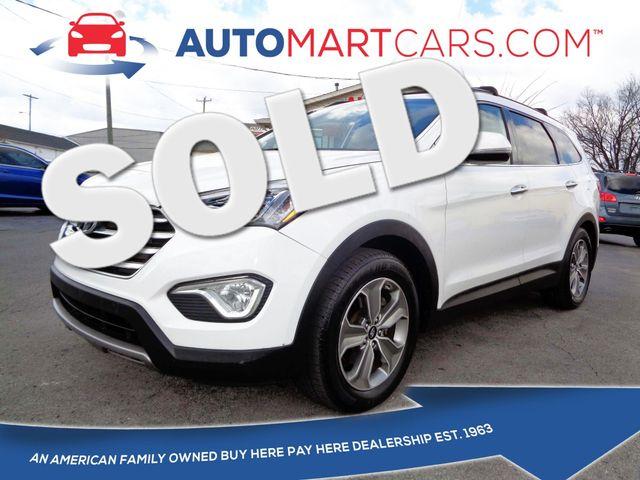 2013 Hyundai Santa Fe GLS | Nashville, Tennessee | Auto Mart Used Cars Inc. in Nashville Tennessee