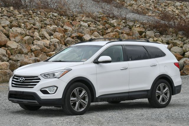 2013 Hyundai Santa Fe Limited Naugatuck, Connecticut